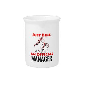 manager design pitcher