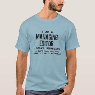 Managing Editor T-Shirt