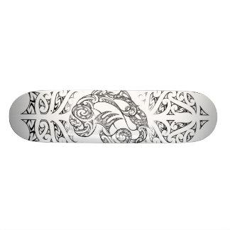 Manaia Moko Skateboard