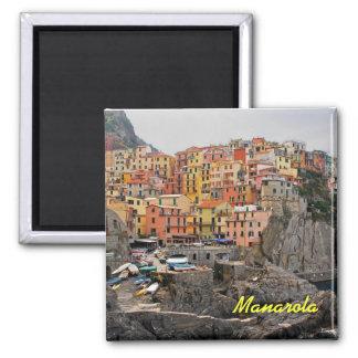 Manarola Italy magnet