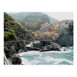 Manarola Italy Postcards