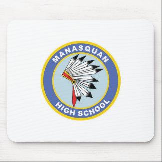Manasquan High School  Mouse Pad