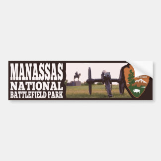 Manassas National Battlefield Park Bumper Sticker