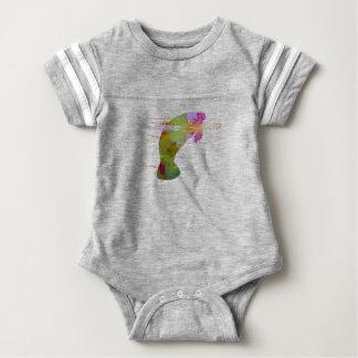 Manatee Baby Bodysuit