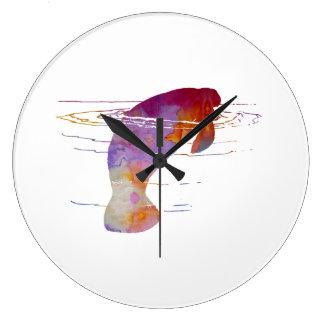 Manatee Clocks