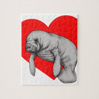 manatee love puzzles
