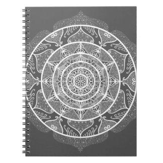Manatee Mandala Notebook