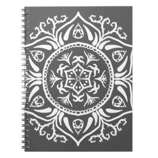 Manatee Mandala Notebooks