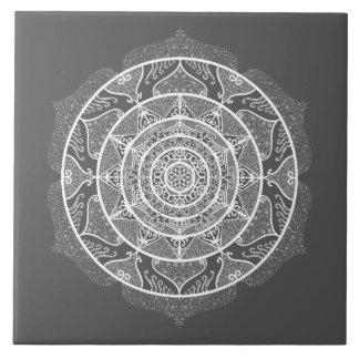Manatee Mandala Tile