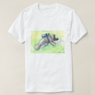 Manatee Moms for Clean Water T-Shirt