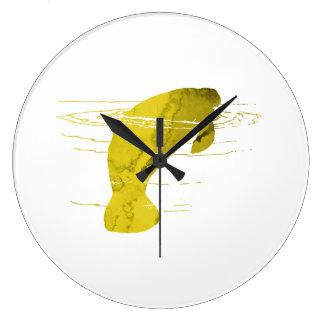 Manatee Wall Clocks
