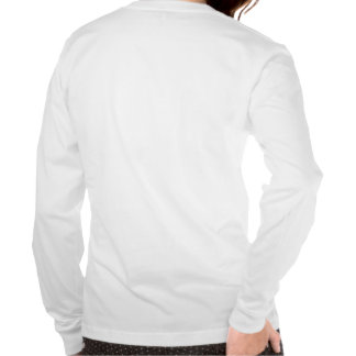 Mancards Ladies Long Sleeve (Fitted) Tee Shirt