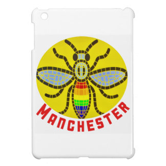 Manchester Bee iPad Mini Cover