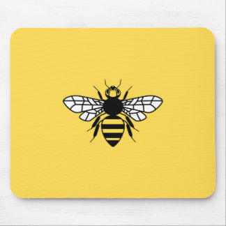Manchester Bee Mouse Pad