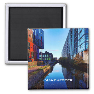 Manchester Canal Magnet