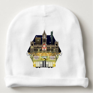 Manchester Christmas Markets Baby Beanie