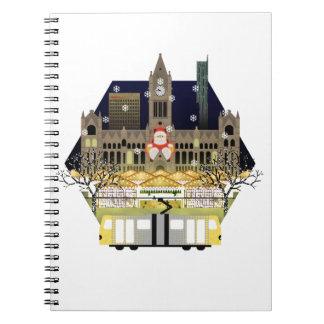Manchester Christmas Markets Notebook