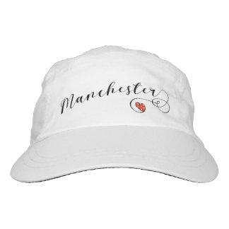 Manchester Heart Cap Hat