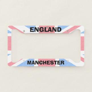 Manchester License Plate Frame