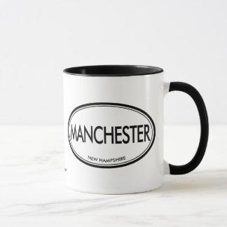 Manchester, New Hampshire Mug