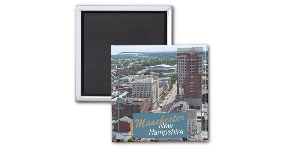 Manchester new hampshire travel photo magnets for Craft stores manchester nh