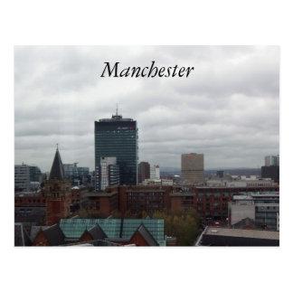 Manchester Postcard