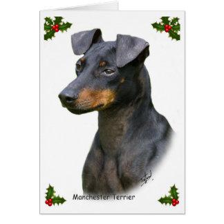 Manchester Terrier 8W13D-07 Card