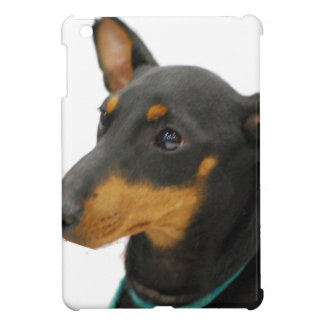 Manchester Terrier iPad Mini Cover