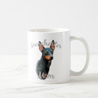 Manchester Terrier Mom 2 Coffee Mug
