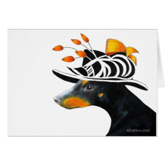 Manchester Terrier Note Cards