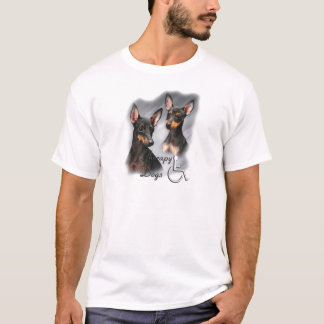 Manchester Terrier Therapy Dogs T-Shirt