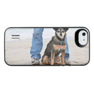 Manchester Terrier X - Jordan - Derr iPhone SE/5/5s Battery Case