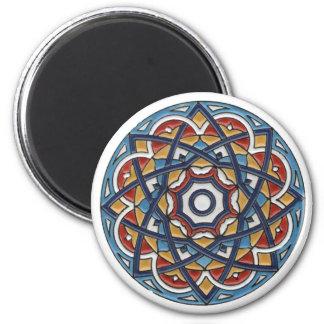 Mandala2 magnet