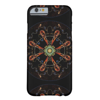 Mandala - 0013 - The Raven and the Sea and Stars P Barely There iPhone 6 Case
