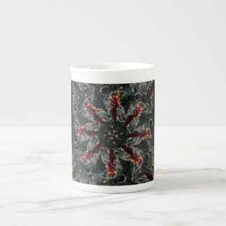 Mandala - 0026 - Many Hearted Core B Tea Cup