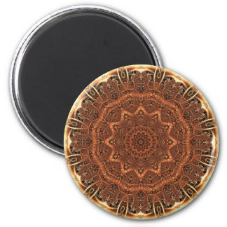 Mandala 103 Fridge Magnet