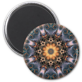 Mandala 208 Fridge Magnet