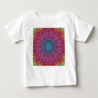 Mandala 7 Color Version A Baby T-Shirt
