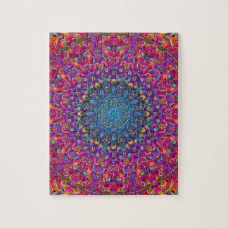 Mandala 7 Color Version A Jigsaw Puzzle