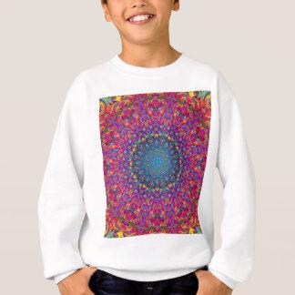 Mandala 7 Color Version A Sweatshirt