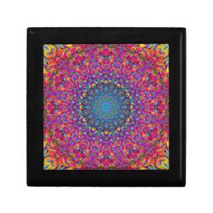 Mandala 7 Colour Version A Gift Box