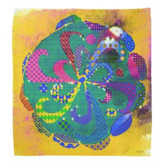 Mandala Abstract Bandana