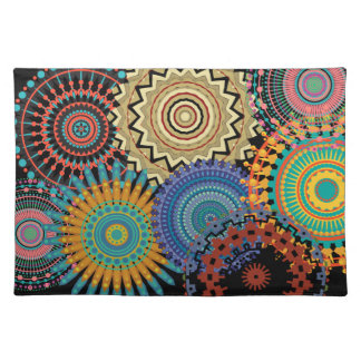 Mandala All Over Placemat Place Mat
