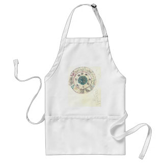 mandala standard apron