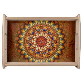 Mandala Ararat V1 Serving Tray