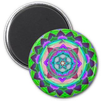 Mandala Art Refrigerator Magnet