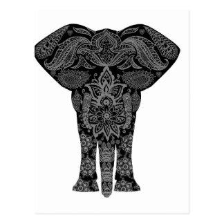 Mandala Art Postcard