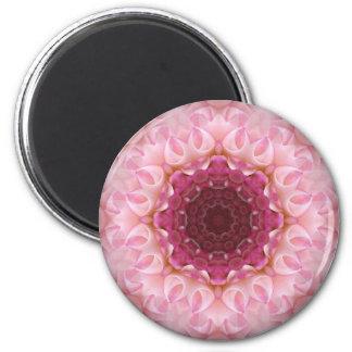 Mandala 'Avila' 6 Cm Round Magnet