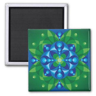 Mandala Awakening Magnet