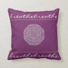Mandala Breathe Cushion